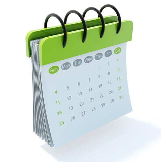 Calendar Green : School centre calendars eastern townships